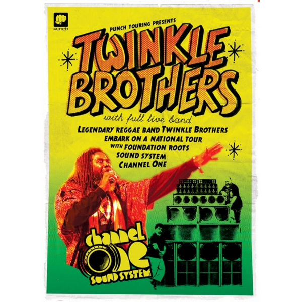 Twinkle Brothers - One Head