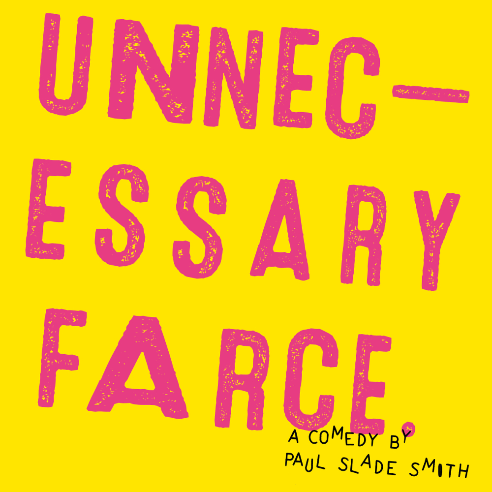 Unnecessary farce reviews for Farcical or farcical