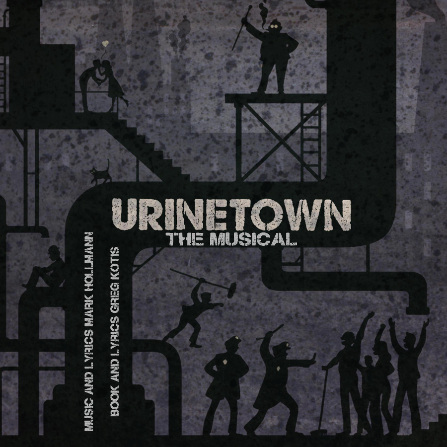 satire in the musical urinetown Urinetown is a hilarious musical satire of populism and politics, as well as musical theatre itself run time 2 hours 20 minutes,  urinetown tickets on todaytix.