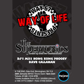 Way Of Life feat. The Supertonics