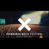 X Music Festival Edinburgh
